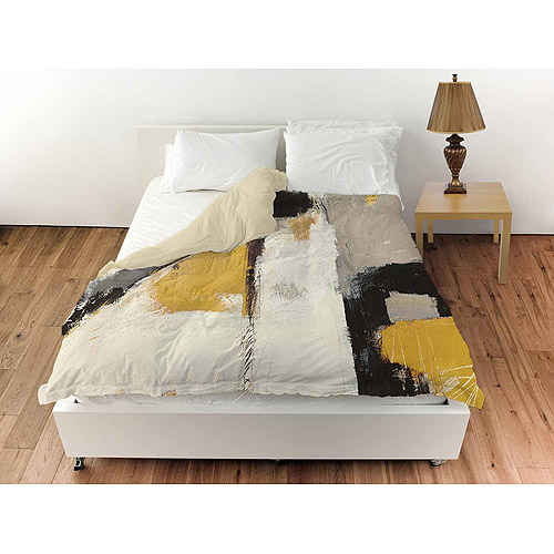 Thumbprintz Yellow Catalina 1 Duvet Cover