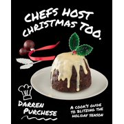 Chefs Host Christmas Too - eBook