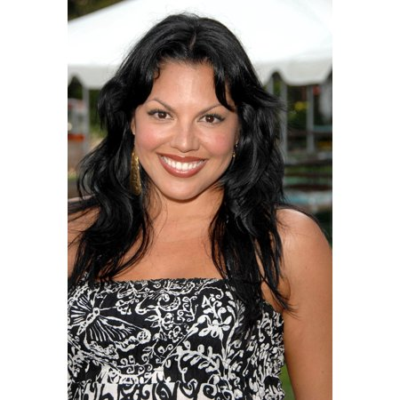 Sara Ramirez At Arrivals For The Bow Wow Wow Celebrity Fundraiser For Much Love Animal Rescue Playboy Mansion Los Angeles Ca July 14 2007 Photo By Dee CerconeEverett Collection Celebrity