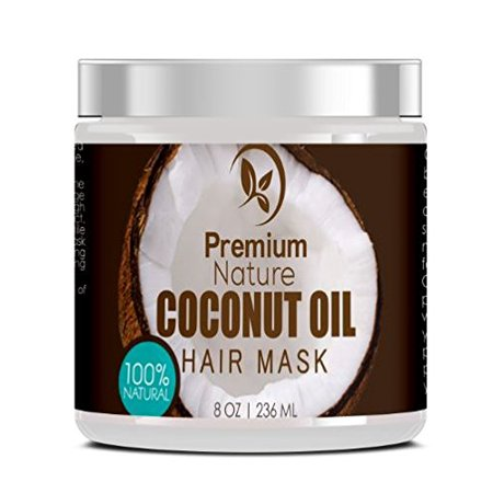 Premium Nature Coconut Oil Hair Mask Review
