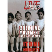 Broadway Dance Center: Creative Movement For 3 & 4 Year Olds by BAYVIEW ENTERTAINMENT