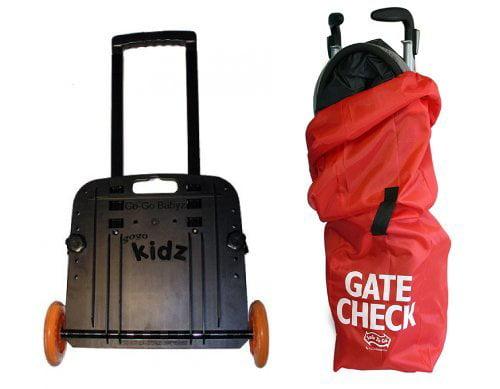 GoGo Babyz Kidz Travelmate with Umbrella Stroller Gate Check Bag by Go-Go Babyz
