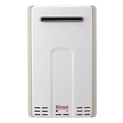 rinnai v65ep 6 6 gpm outdoor low nox tankless propane water heater. Black Bedroom Furniture Sets. Home Design Ideas