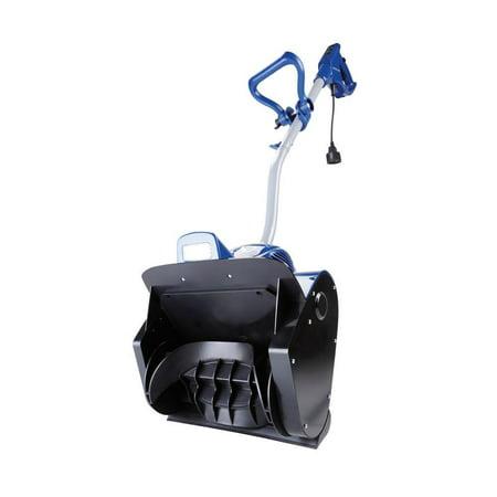 Snow Joe Plus 11-Inch 10-Amp Electric Snow Shovel w/ Light - Refurbished