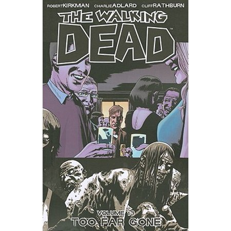 The Walking Dead Volume 13: Too Far Gone](The Walking Dead Hershel)