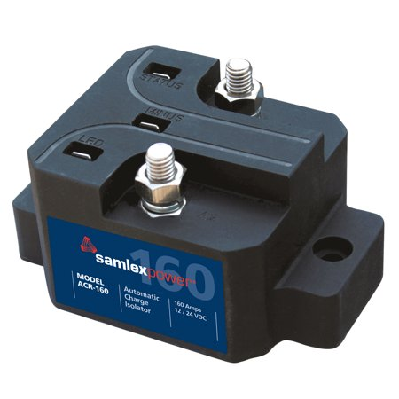Samlex ACR-160 Automatic Charge Isolator