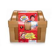 Ryans World Cap`n Ryan`s Micro Mystery Treasure Chest Toy
