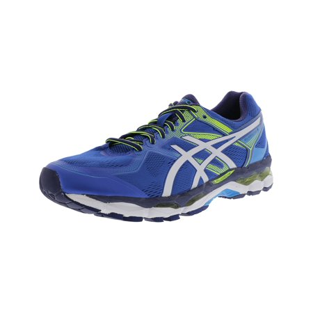 ASICS - Asics Men s Gel-Surveyor 5 Imperial   Silver Safety Yellow  Ankle-High Running Shoe - 14M - Walmart.com 92d34b76f