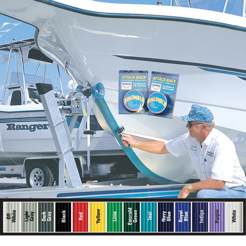 SS Marine Products Keelshield