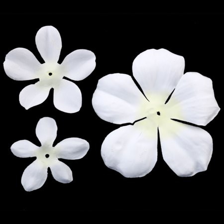 Wedding Party Bridal Table Fabric Flower Petal Decorations White Beige 390 in 1 - image 2 of 3