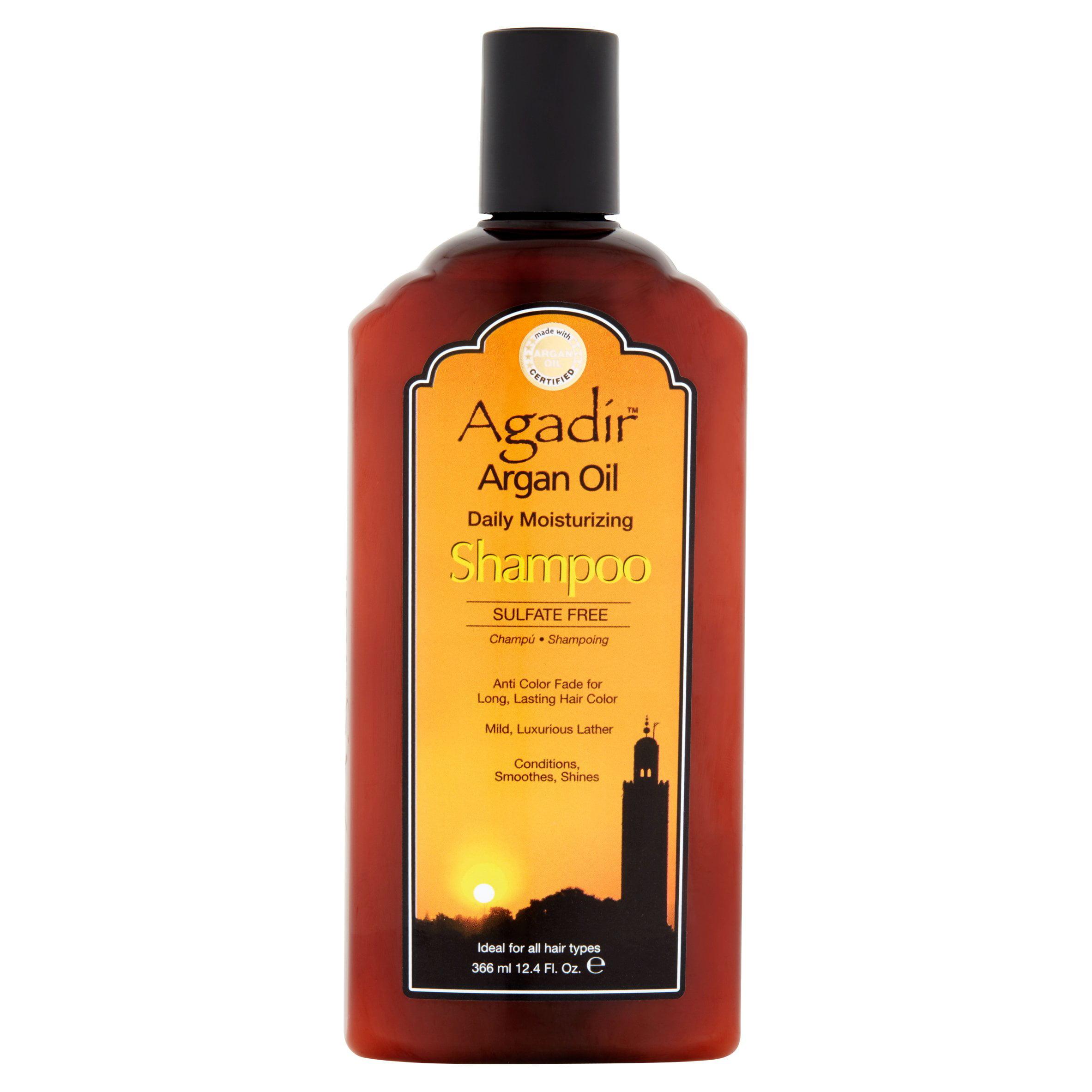 Image of Agadir Argan Oil Shampoo, 12.4 fl oz