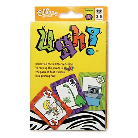 Calliope Games Ugh! Card Game - image 1 of 4
