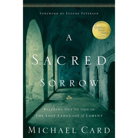 A Sacred Sorrow: Reaching Out to God in The Lost Language of Lament by
