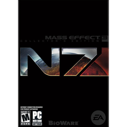 Mass Effect 3 Collector's Edition (PC/ Mac)