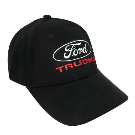 ford truck black baseball cap (Ford Truck Caps)