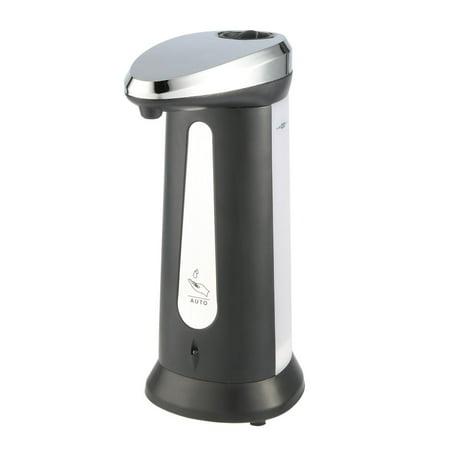 400ML Handfree Automatic Soap Dispenser Kitchen Bathroom Liquid Soap Dispenser - Snowman Soap Dispenser