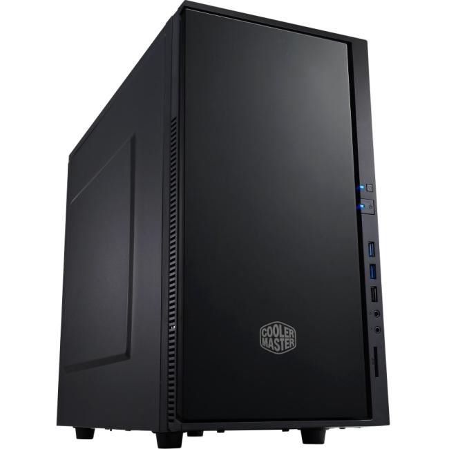 Cooler Master SIL-352M-KKN1 Silencio 352 Mini-Tower Computer Case, Open Box