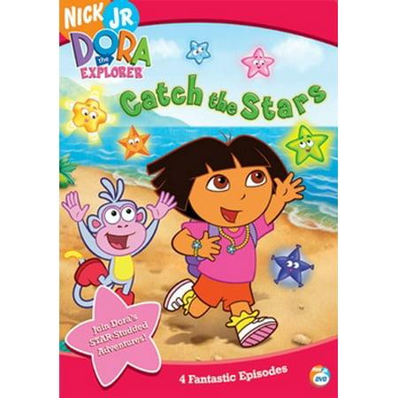Dora The Explorer: Catch the Stars (DVD) - Dora The Explorer Halloween Parade