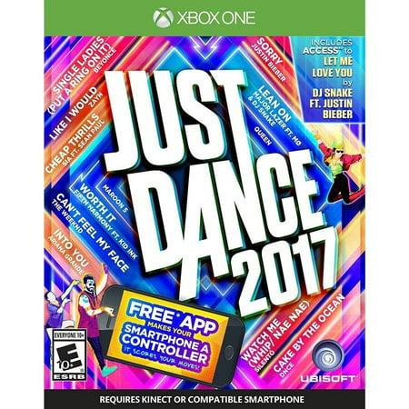 Just Dance 2017  Xbox One  Ubisoft  887256023027