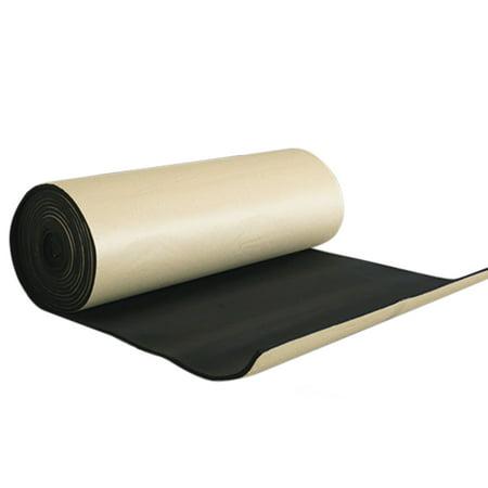 118mil 16.36sqft Car Heat Insulation Foam Sound Absorption Deadener Mat