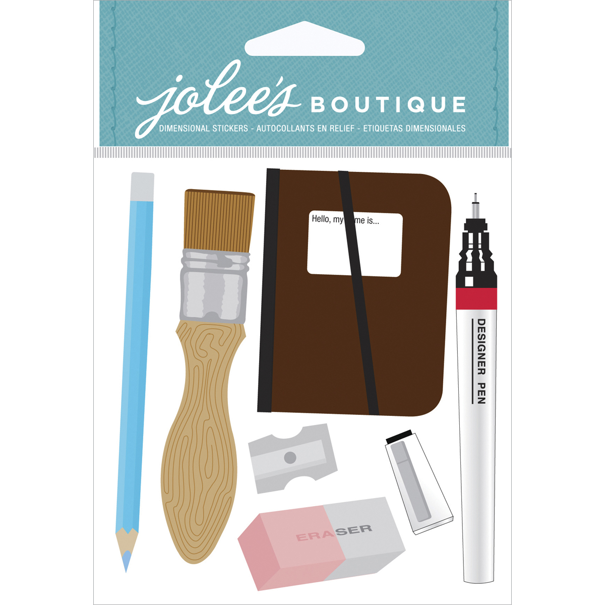 Jolee's Boutique Dimensional Stickers-Drafting Supplies