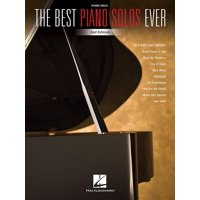 The Best Piano Solos Ever (Paperback)