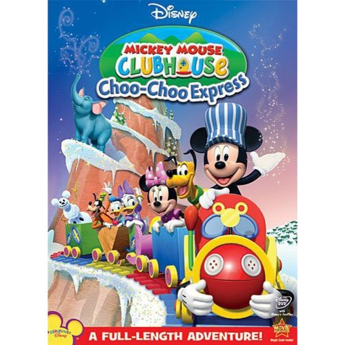 Mickey Mouse Clubhouse: Mickey's Choo Choo Express (Full Frame)