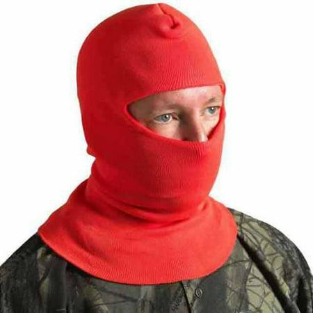 Alaska Gamebags Two-Ply Hunters Blaze Orange Face Masks