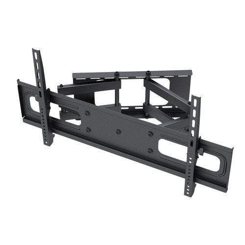Mount-it Dual Full Motion Cantilever Swivel/Tilting/Articulating Arm Wall Mount for 32'' - 60'' LCD/Plasma/LED