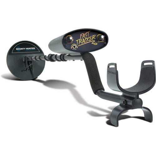 Bounty Hunter Fast Tracker Metal Detector