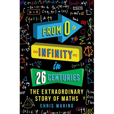 From 0 to Infinity in 26 Centuries : The Extraordinary Story of Maths