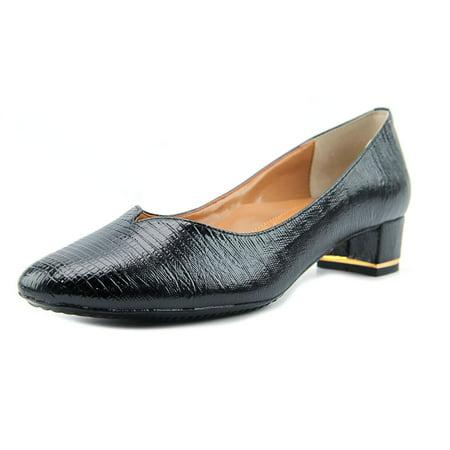 J Renee Metallic Heels (J. Renee Bambalina   Round Toe Synthetic  Heels )