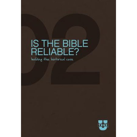 Is the Bible Reliable? Discussion Guide : Building the Historical Case (Vinyl Bible Case)