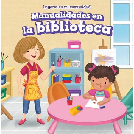 La Crafts Coupons (Manualidades En La Biblioteca (Craft Time at the)