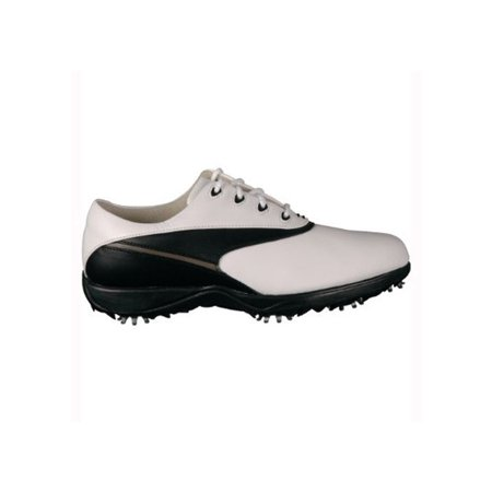 new season new collection latest fashion Footjoy eComfort Golf Shoes (White/Black, 8, Wide, LADIES) 98733 NEW