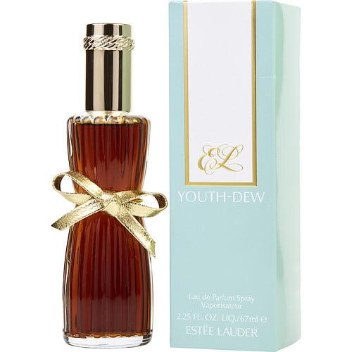 Estee Lauder 3948157 Youth Dew By Estee Lauder Eau De Parfum Spray 2.25 Oz - Walmart.com