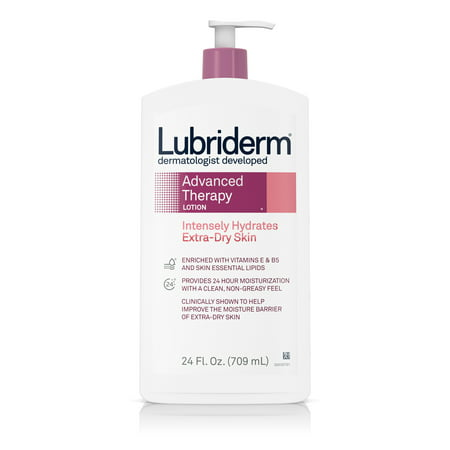 Lubriderm Advanced Therapy Lotion with Vitamin E and B5, 24 fl. (Archipelago Body Lotion)