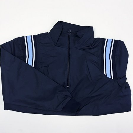 (BBS320 SMITTY UMPIRE JACKET PRO STYLE 1/2 ZIP NEW!!! ALL COLORS AND SIZES)