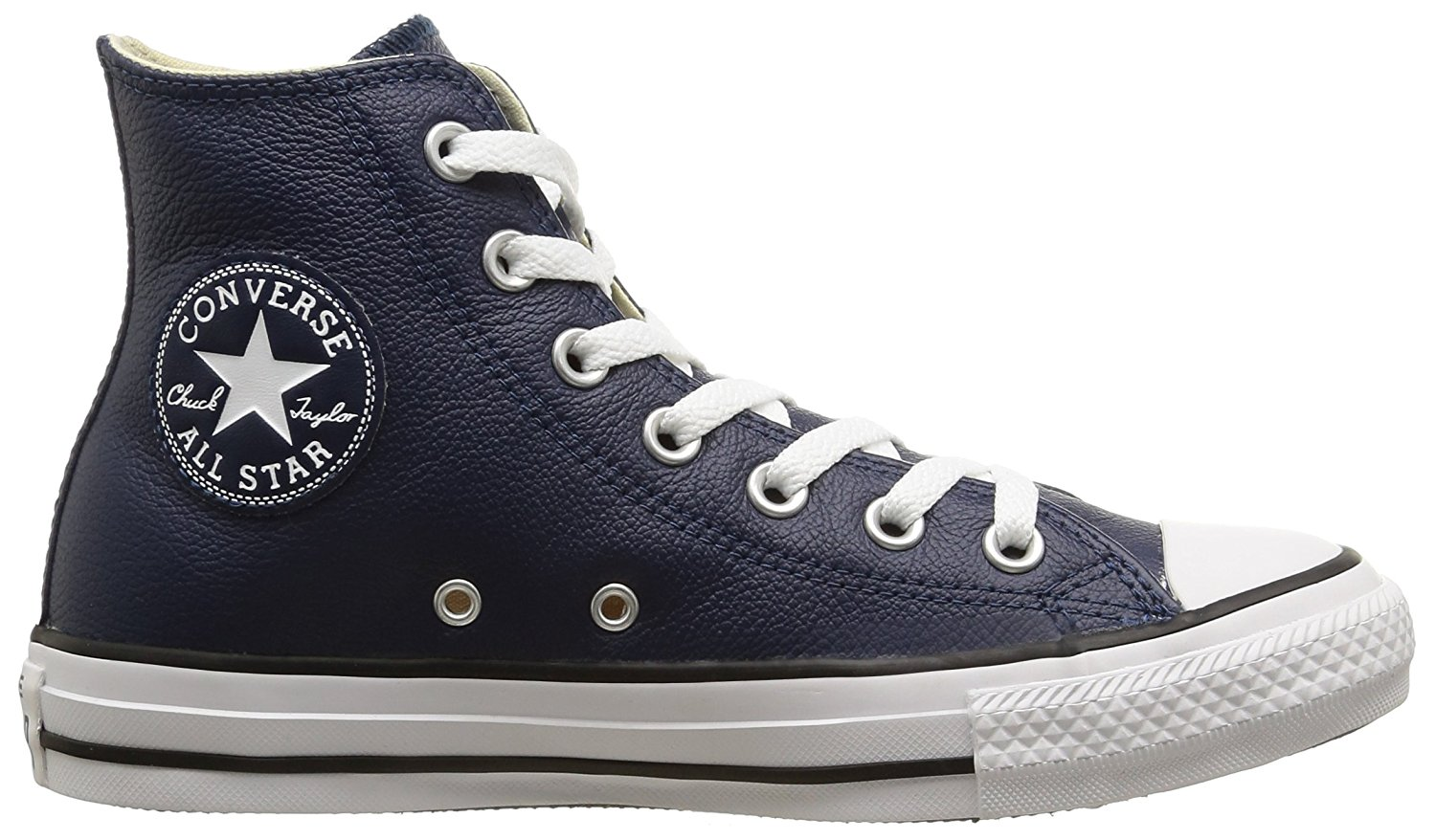 Converse 14 Chuck Taylor All Star High Nighttime Men's Shoes Navy Blue/White 149490c