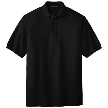 Port Authority Men's Big And Tall Silk Touch Polo