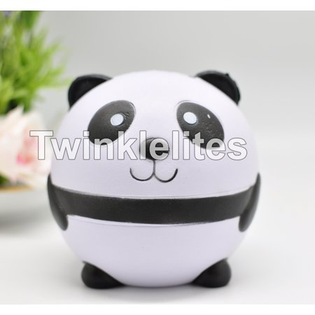 Squishy Slow Rising Squeeze Panda Fun Stress Anxiety Reliever Squishies Jumbo Soft 1pc - Squishy Stores