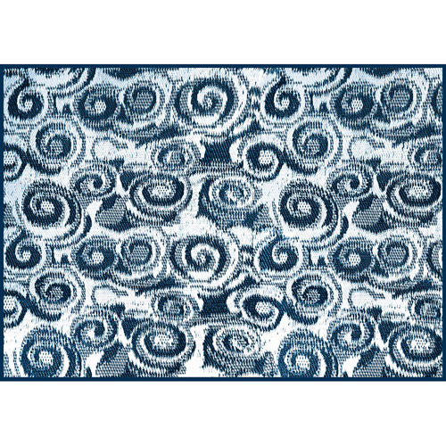 Camco 8' x 16' Reversible RV Outdoor Mat, Camping Mat, Charcoal Swirl