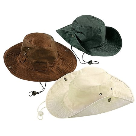 Cotton Outback Hat -