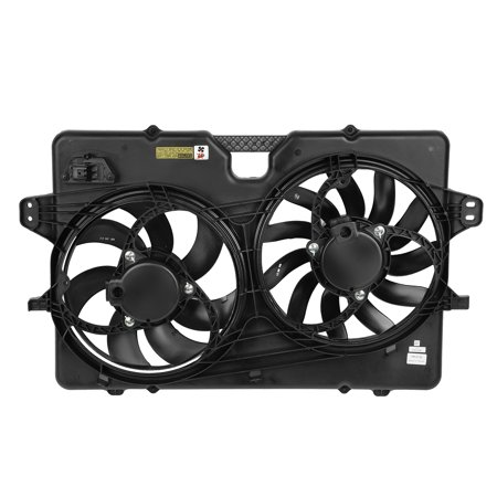 For 2007 to 2008 Ford Escape 2.3L Factory Style Radiator Cooling Fan Assembly (2007 Ford Edge Cooling Fans Not Working)