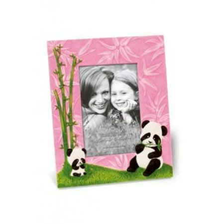 Pandas Pink Designer Photo Frame 4x6 (Cheap Prada Frames)
