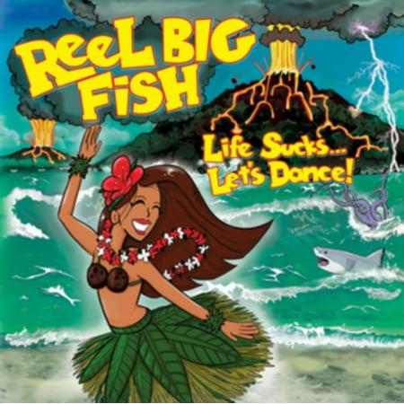 Reel Big Fish - Life Sucks... Let's Dance - Vinyl (Reel Big Fish Everything Sucks)