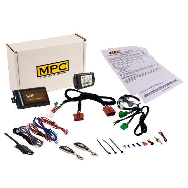 Complete 1-Button Remote Start Kit For 2007-2013 Acura MDX