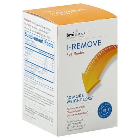 Inqpharm Bmi Smart Fat Binder 180 Ea