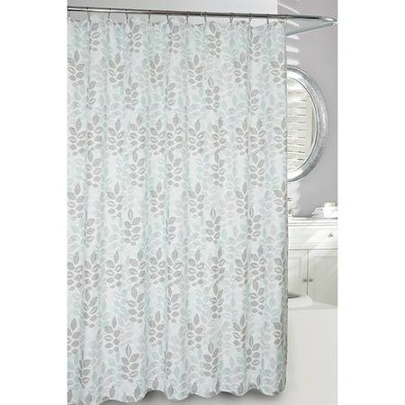 Moda At Home Delano Fabric Shower Curtain