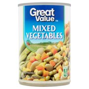 Great Value Mixed Vegetables 15 oz